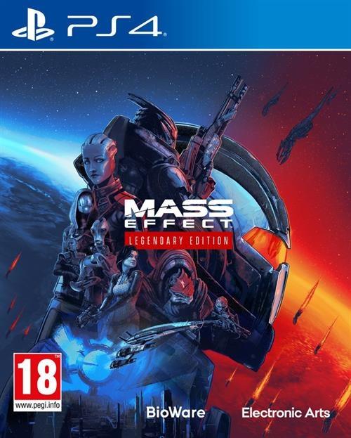 Mass Effect - Legendary Edition (PS4/Xbox)