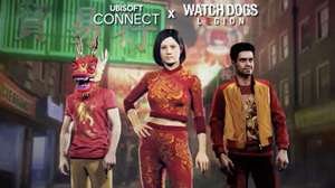 Gratis Watch Dogs Legion Lunar skins ( Xbox / PC / PS4 / PS5 )