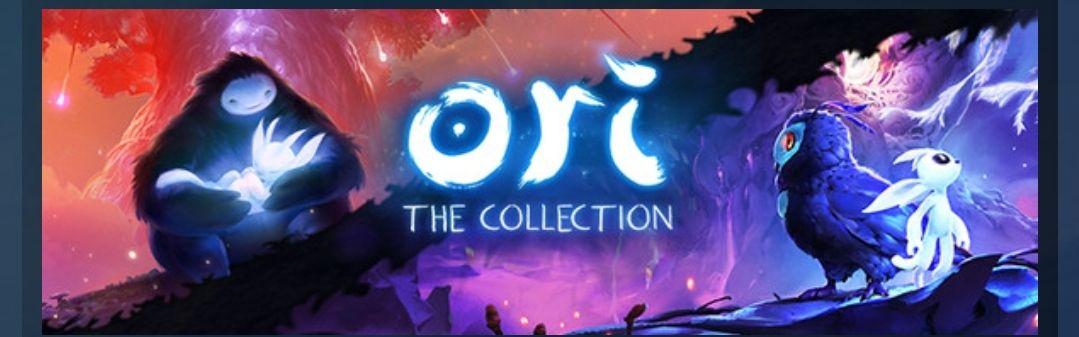 Ori: The Collection STEAM (PC)