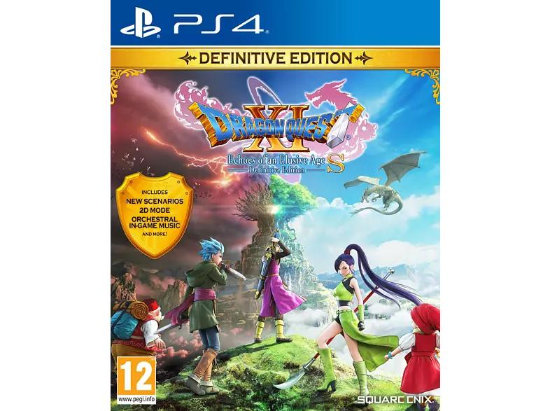 [België] Dragon Quest XI S: Echoes of an Elusive Age - Definitive Edition PS4