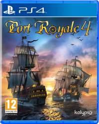 Port Royale 4 (PS4/XB1) @ Nedgame