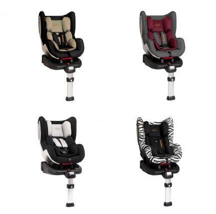Baninni Impero Autostoel Isofix voor €89 p.s. (was €149 / €199) @ Zesso