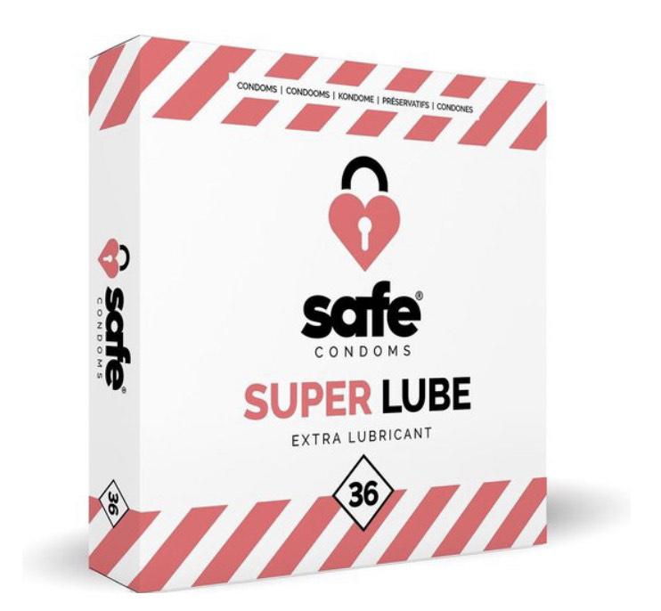 [Select deal] SAFE Condooms Extra Glijmiddel (36 stuks)@ Bol.com