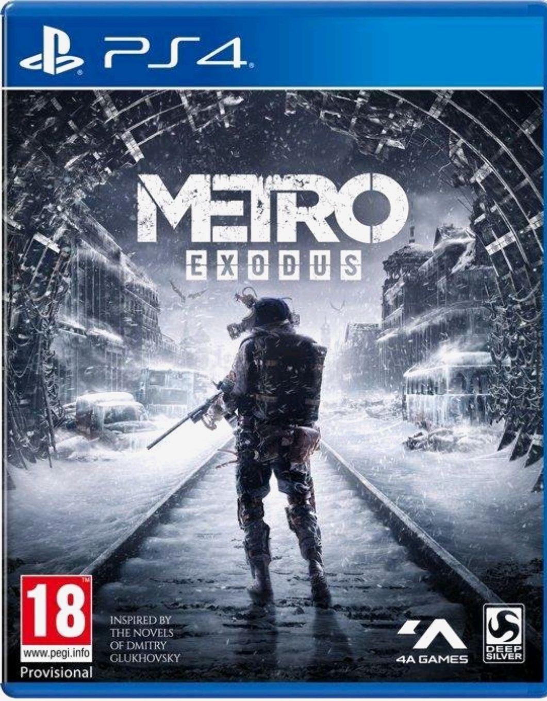 Metro Exodus (PS4) digital. Gratis upgrade naar PS5 versie