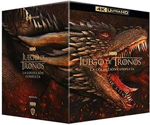 Game of Thrones - Seizoen 1-8 4K UHD Blu-ray