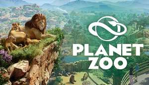 Planet Zoo €22,49 @ STEAM