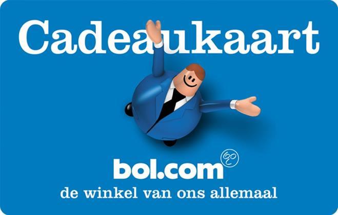 300 euro Bol.com cadeaukaart Vattenfall met groene stroom en gas (zie onderbouwing)
