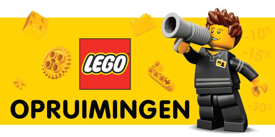 Lego opruiming bij Toy Champ