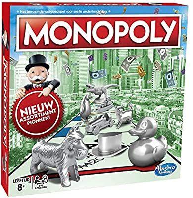 Monopoly classic Nederlandse editie @AmazonNL
