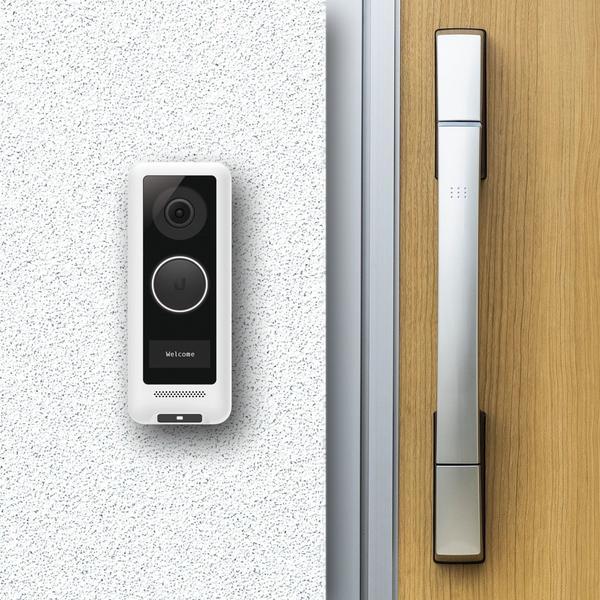 Unifi Protect G4 deurbel