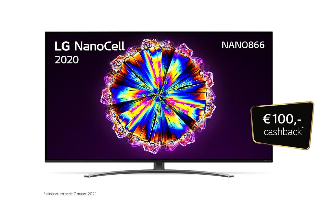 Hofma: LG 100Hz 4K UltraHD TV 65NANO866NA