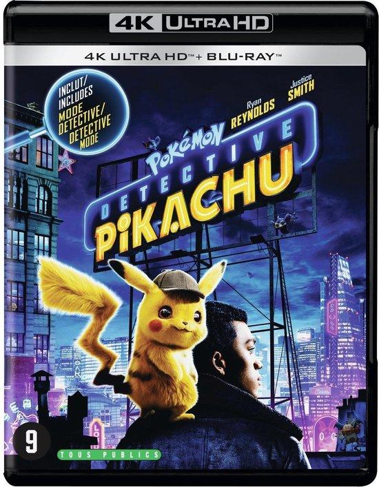 Select-Deal Pokémon Detective Pikachu (4K Ultra HD Blu-ray) 11,99 bii Bol.com