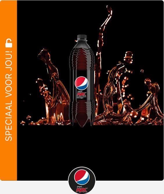 [Persoonlijk] Pepsi MAX cola 1 ltr. @ Scoupy
