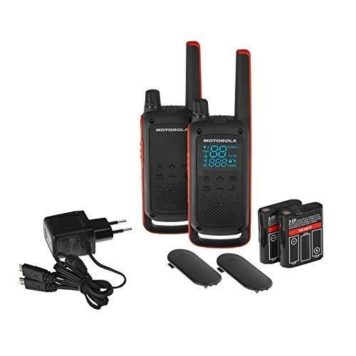 Motorola T82 Walkietalkie flash deal