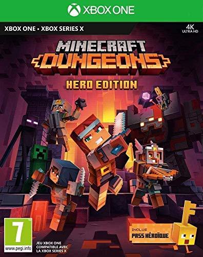 Minecraft Dungeons Hero Edition (Xbox) incl verzending €15,85 (Amazon.es)
