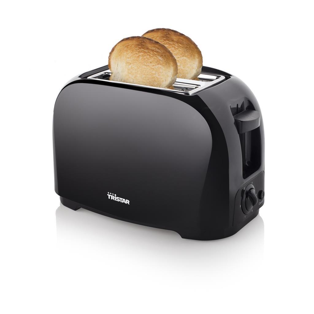 Tristar broodrooster 800 watt [in Zwart of Wit] @ Action