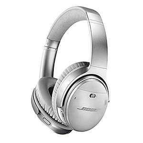 Bose QuietComfort 35 II Zilver @ amazon.es