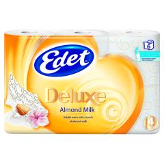 1+2 Edet toiletpapier deluxe almond 4 laags bij Jan Linders