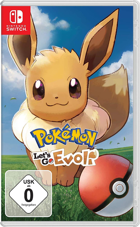 Pokemon Let's GO Eevee (voor Nintendo Switch) @Amazon.nl
