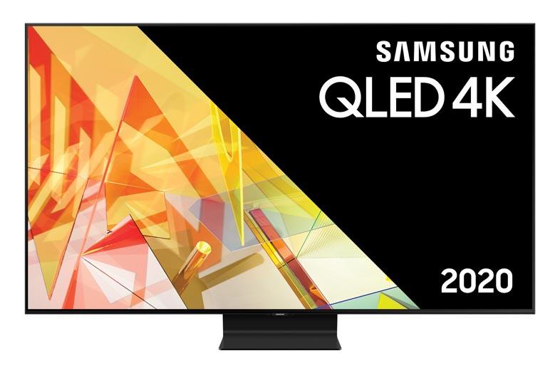 Samsung QE55Q90T - 4K 120Hz QLED TV