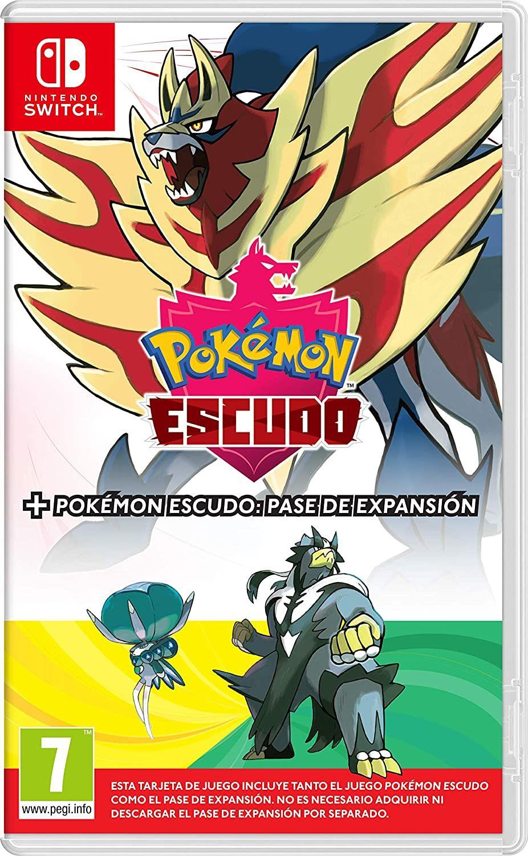 Pokemon Shield + Expansion Pass (Nintendo Switch) @Amazon IT