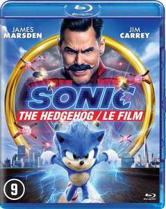 Sonic The Hedgehog (Blu-ray) @ Bol.com en @ Amazon.nl