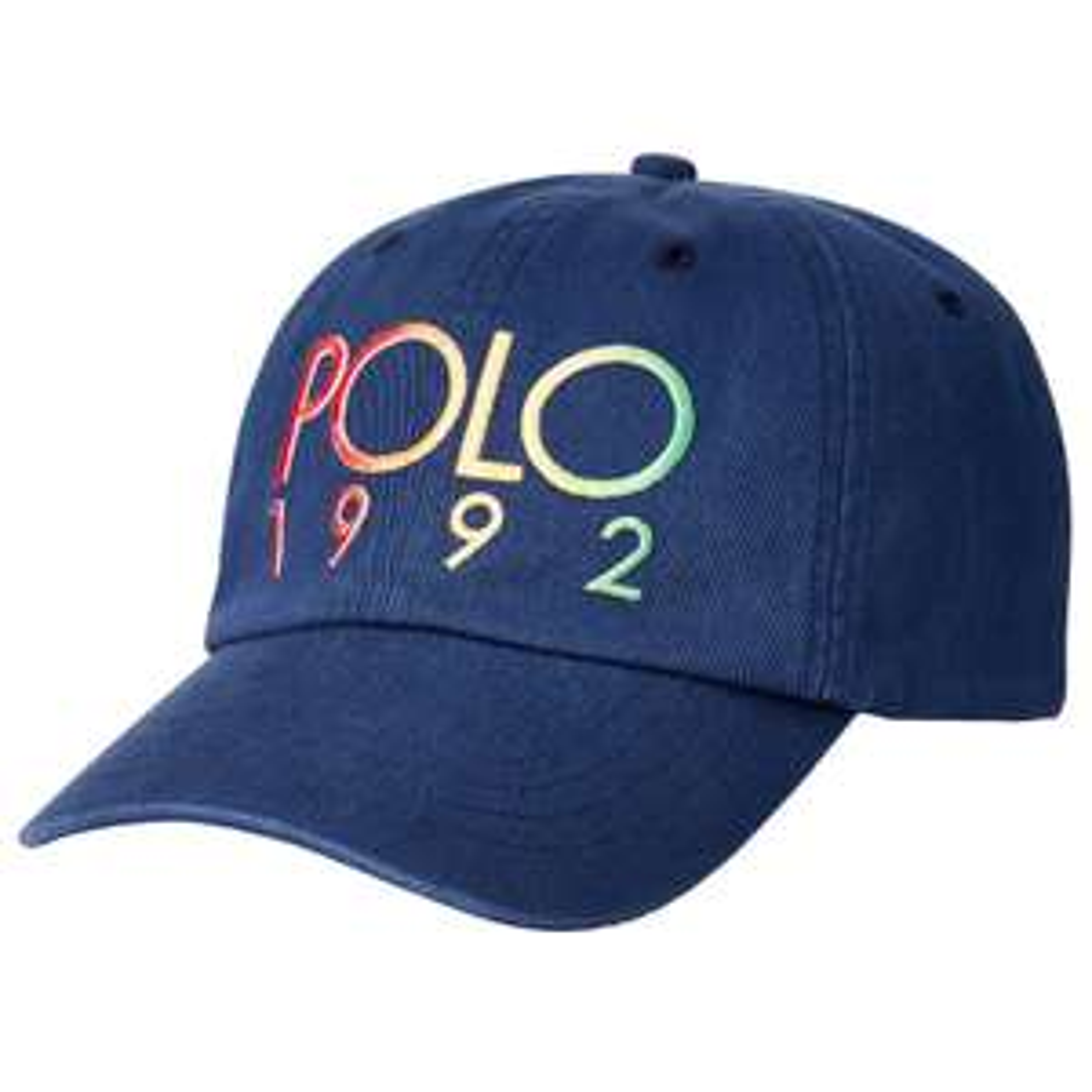Polo Ralph Lauren Baseballcap met geborduurd logo - Marineblauw of wit
