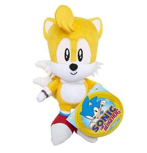 Sonic Tails Knuffel Pluche @ Amazon.nl