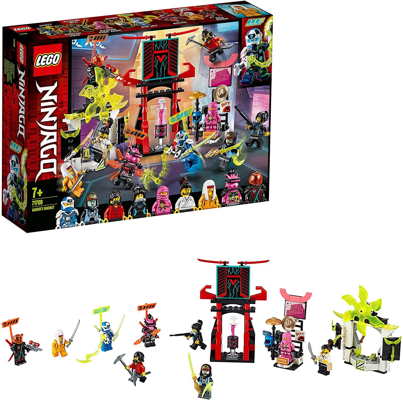 LEGO 71708 NINJAGO Gamer's markt