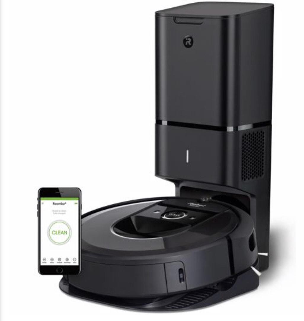 iRobot robotstofzuiger Roomba i7+