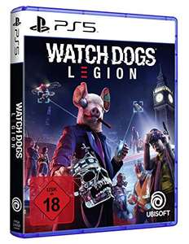 Watch Dogs Legion - Standard Edition (PS5/PC) @ Amazon.de