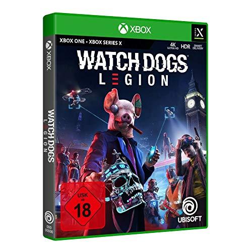 Watch Dogs: Legion - Standard Edition (Xbox One) @ Amazon.de