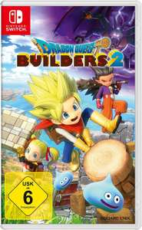 Dragon Quest Builders 2 (Nintendo Switch) @Amazon