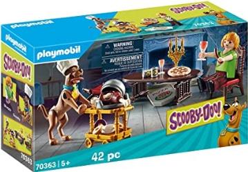 PLAYMOBIL SCOOBY-DOO! 70363 Diner met Scooby @ Amazon.nl
