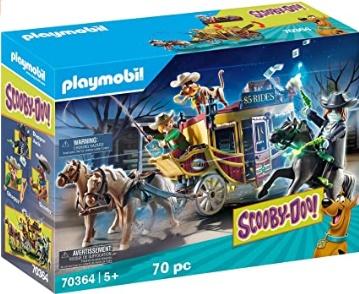 PLAYMOBIL SCOOBY-DOO! 70364 avontuur in het wilde westen @ Amazon.nl