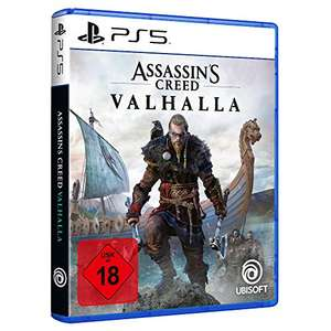 Assassin's Creed Valhalla Standard Edition PS4/PS5 (Ultimate - €59,94) @ Amazon.de