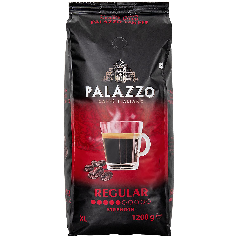 Action: Palazzo koffiebonen Regular of Dark Roast 1.2 KG voor €4.88