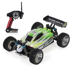 WLtoys A959-B 2.4GHz RC auto (70km/h) voor €50,99 @ Tomtop