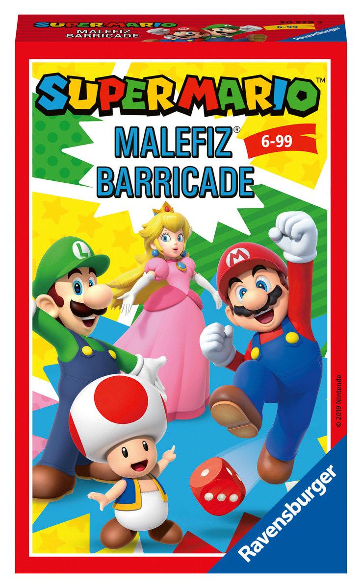 Ravensburger Super Mario Barricade spel @ Amazon NL