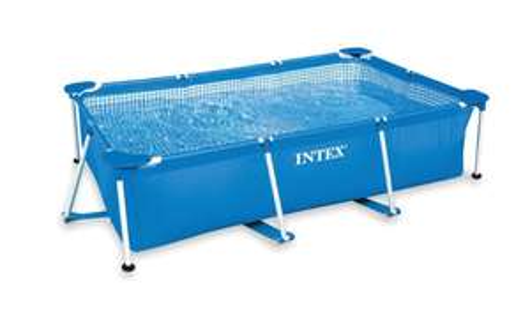 Intex frame pool 300x200x75cm
