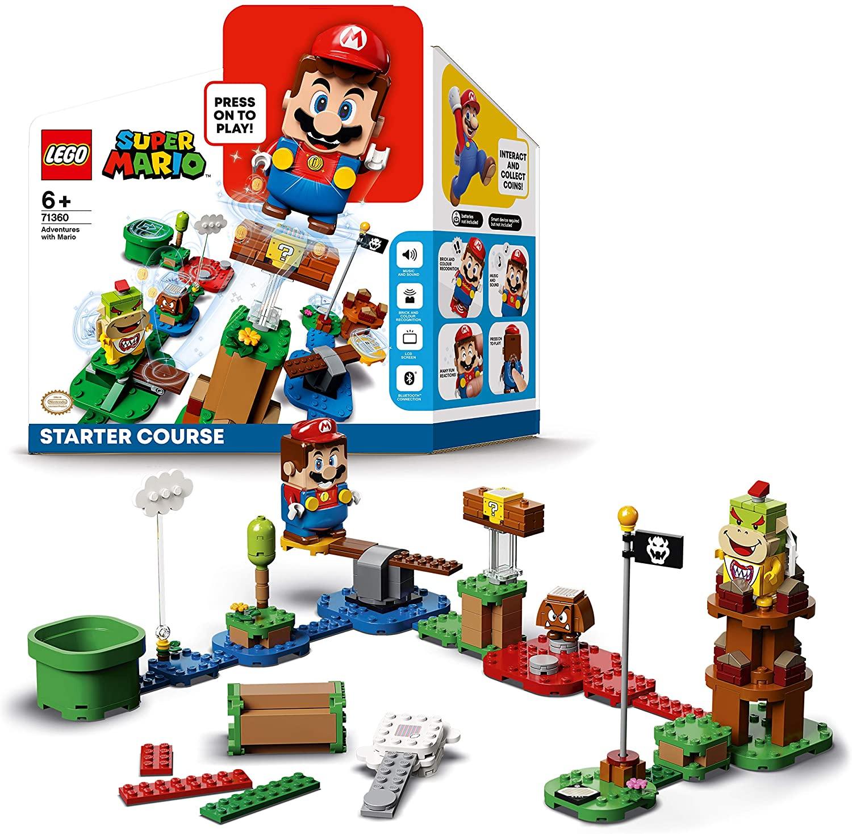 LEGO Super Mario Avonturen met Mario starter set (71360)