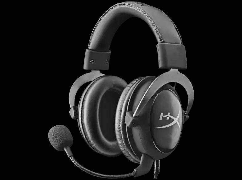 HYPERX Cloud II Zilver Headset