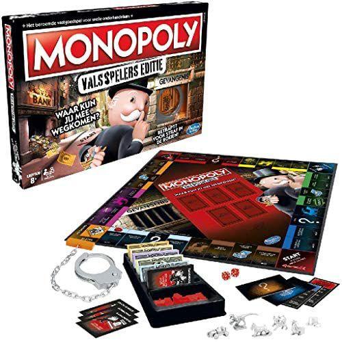 Monopoly - Valsspelers editie!