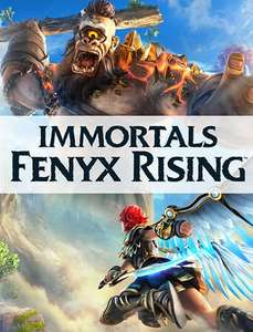 [PC] [NSwitch] Immortals Fenyx Rising @ Ubisoft Store