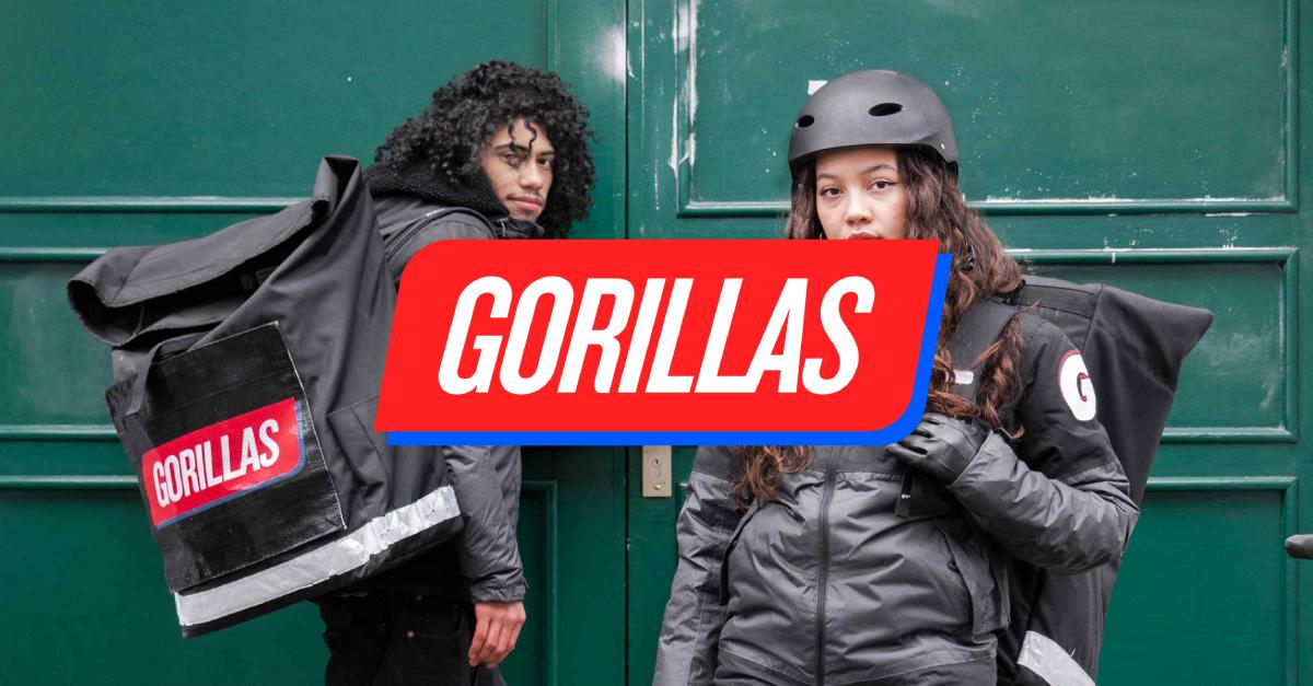 €10 korting bij bestelling Gorilla in Groningen