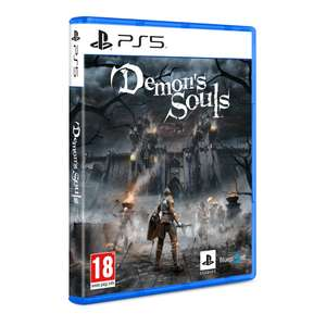 Demon's Souls Remastered PS5