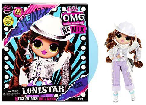 L.O.L. Surprise! O.M.G. Remix - With 25 Surprises Lone star / Pop B.B