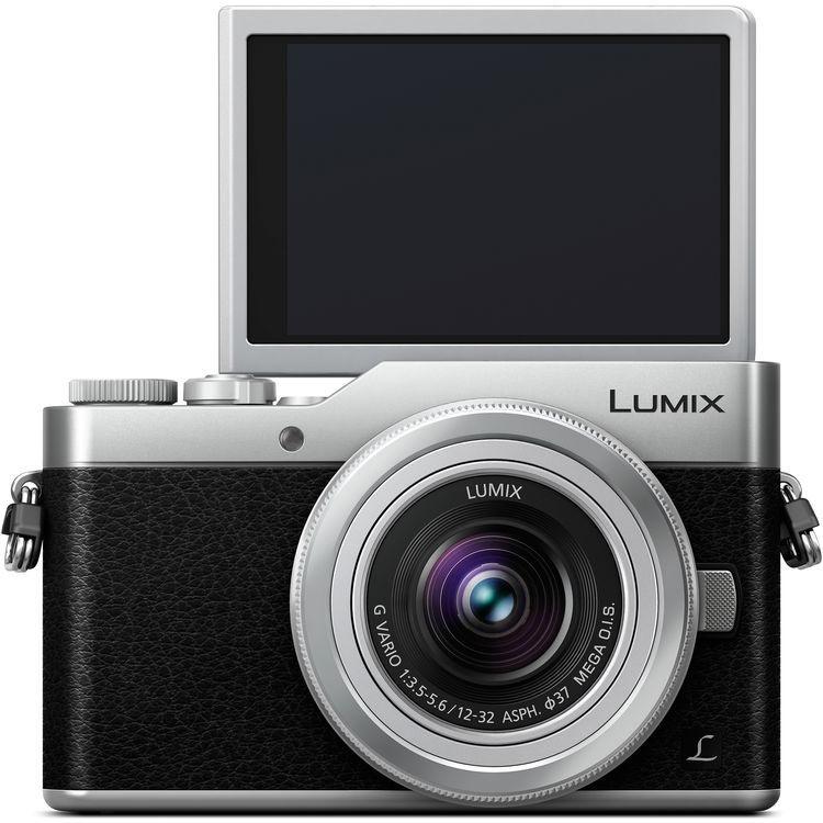 Panasonic Lumix DC-GX800 Systeemcamera + 12-32mm f/3.5-5.6 Zilver @ BCC