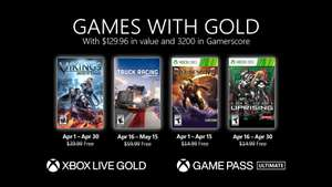 Games with Gold - april 2021 @ Xbox Store