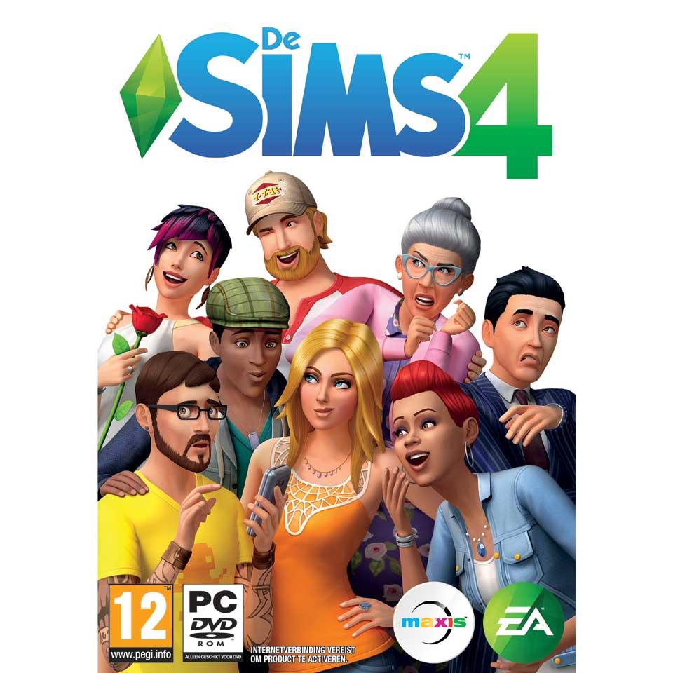 (LOKAAL) The sims 4 basisspel (PC) @intertoys